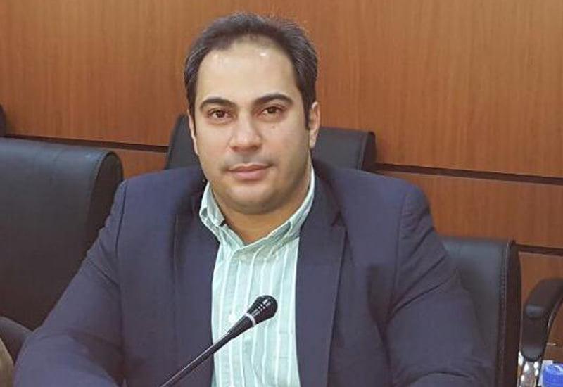 علیرضا خدارحمی مدیر طرح و توسعه اتحادیه تعاونی های عمرانی شهر تهران