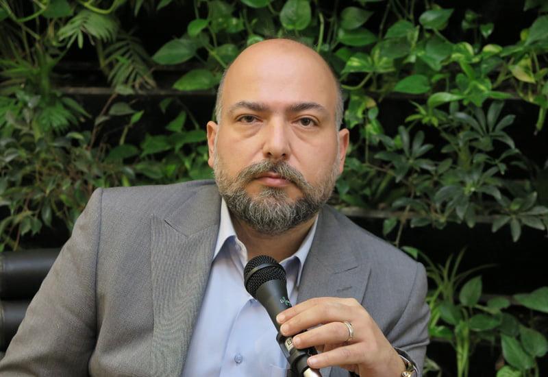 دکتر خشایار باقرپور مدیر عامل تعاونی های عمرانی شهر تهران